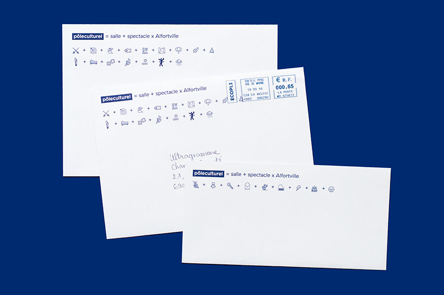 Carte De Correspondance Cartes Visite